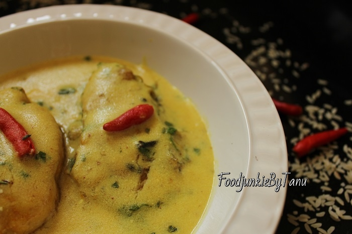 Traditional fish recipe from Bengal